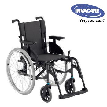 Рингова инвалидна количка Invacare Action 2 NG - ниска активност