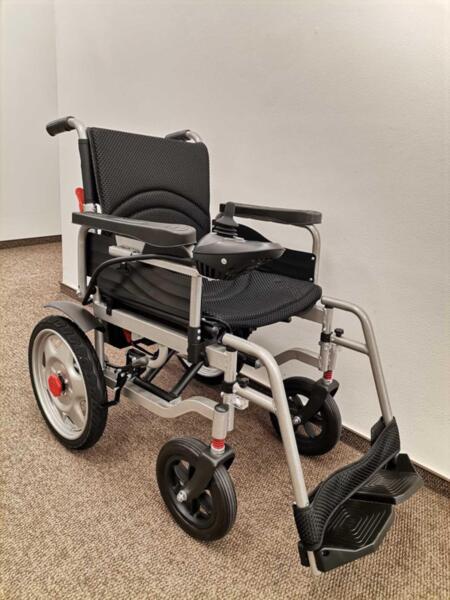 Акумулаторна инвалидна количка - Power