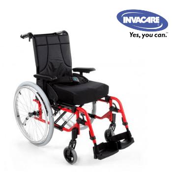 Рингова инвалидна количка Invacare Action 4 NG - средна активност