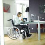 Рингова инвалидна количка Invacare Action 4 NG
