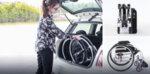 Рингова инвалидна количка Invacare Action 5 NG
