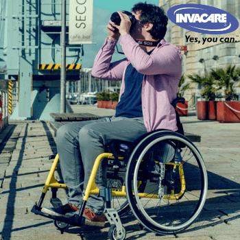 Рингова инвалидна количка Invacare Action 5 NG - висока активност
