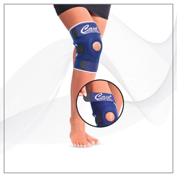 Ортеза за коляно с отвор