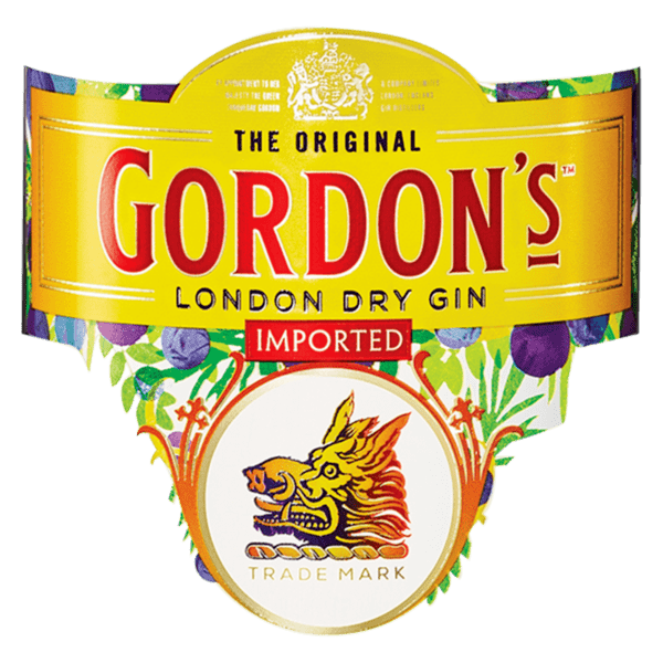 Джин GORDONS 37.5% 700 мл