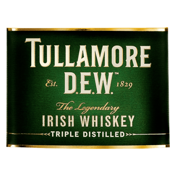Уиски TULLAMORE DEW 40% 700 мл