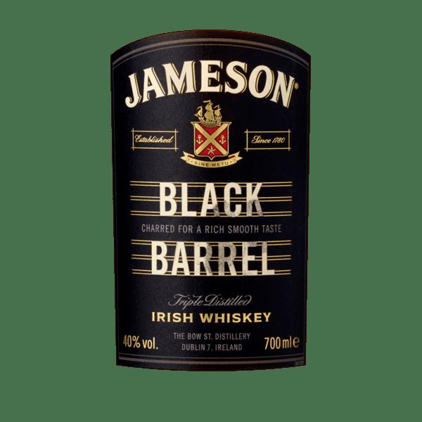 Уиски JAMESON Black Barrel 40% 700 мл