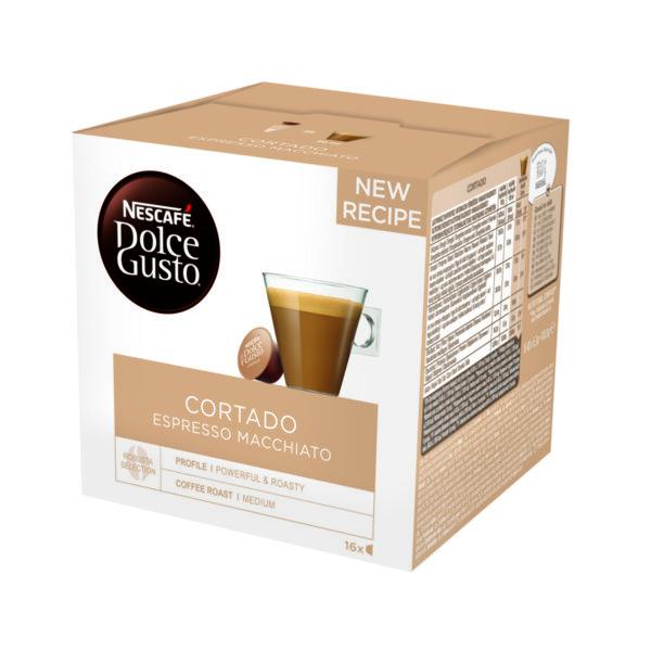 Кафе NESCAFE GUSTO Cortado Macciato 120 г