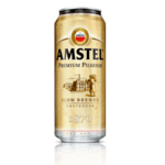 Бира AMSTEL Premium 5% кен 500 мл