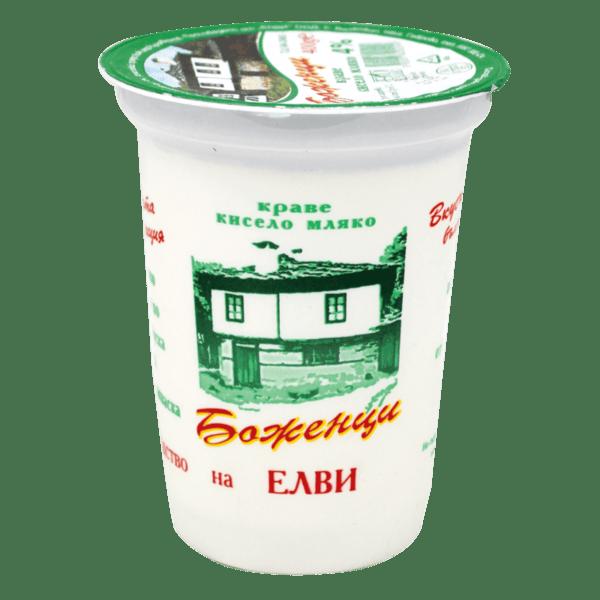 Кисело мляко БОЖЕНЦИ 4% 400 г