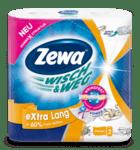 Кухненска ролка ZEWA Wisch & Weg Design 2 пл 2 бр