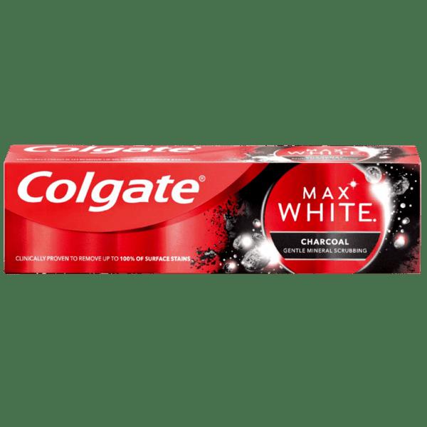 Паста за зъби COLGATE MaxWhCharcoal 75 мл