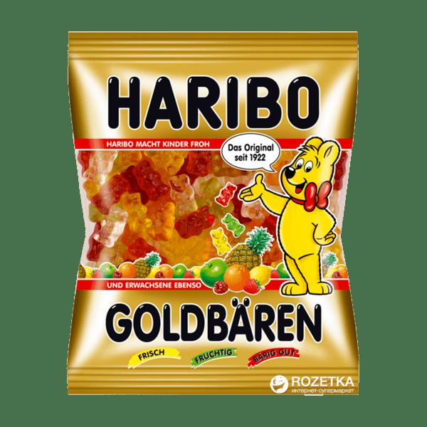 Желирани бонбони HARIBO златни мечета 100 г