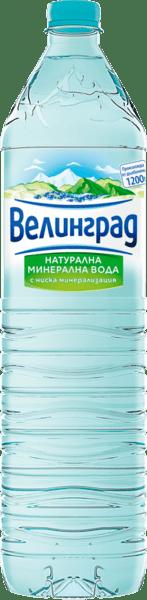 Минерална вода ВЕЛИНГРАД 1.5л