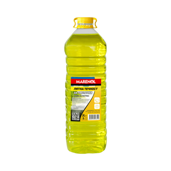 Лятна течност за чистачки Marenol 3 л