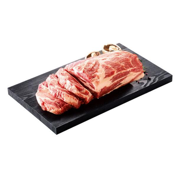 Свински врат с кост, на грамаж