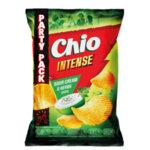 Чипс CHIO INTENSE сметана и билки 240г
