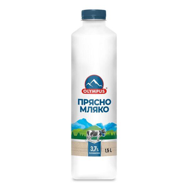 Прясно мляко Olympus 3.7% 1.5л
