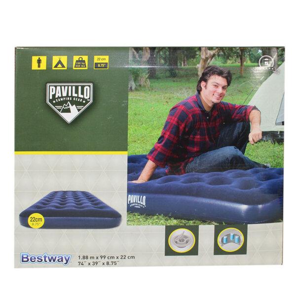 Надуваем матрак PAVILLO 188x99x22 см