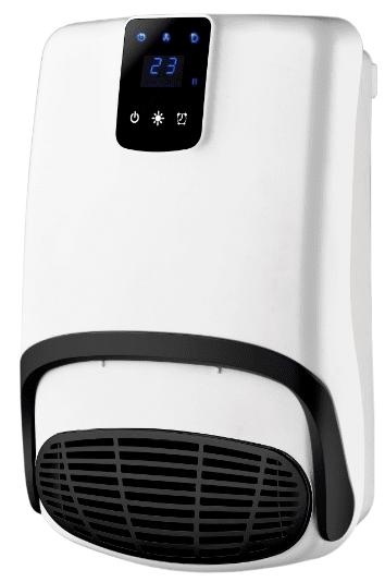 Вентилаторна печка за баня Homa HBH-2007D