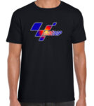 Moto gp 2 / CAR 34 - мъжка тениска черна
