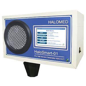 "Халогенератор ""HaloSmart-01"" Halomed"