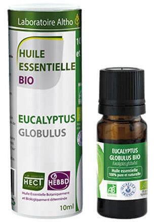 Етерично масло от ЕВКАЛИПТ ГЛОБУЛУС - Eucalyptus Globulus Bio, 10 ml