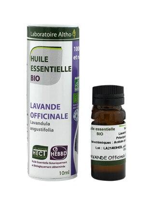Етерично масло от ЛАВАНДУЛА - Lavande Officinale Bio, 10 ml