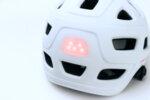 Каска с LED светлина