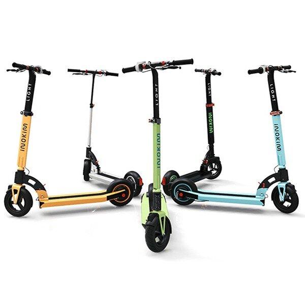 Електрически скутер INOKIM Light 2 /Super