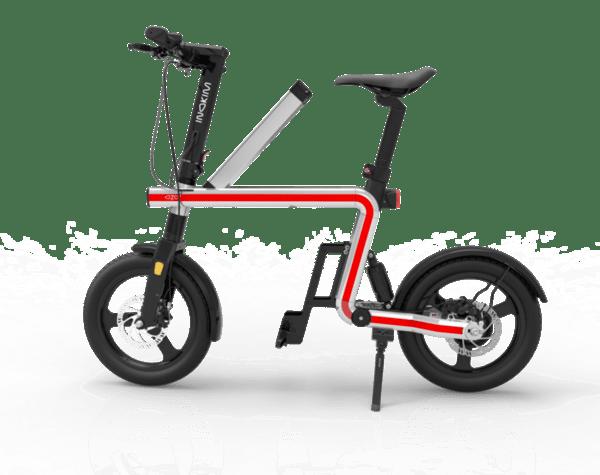 Електрически скутер със седалка Inokim OZOe