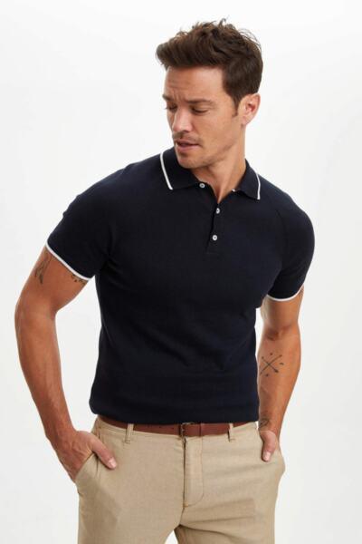 Тениска от трикотаж