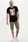 Тениска с печат интегриран в плата