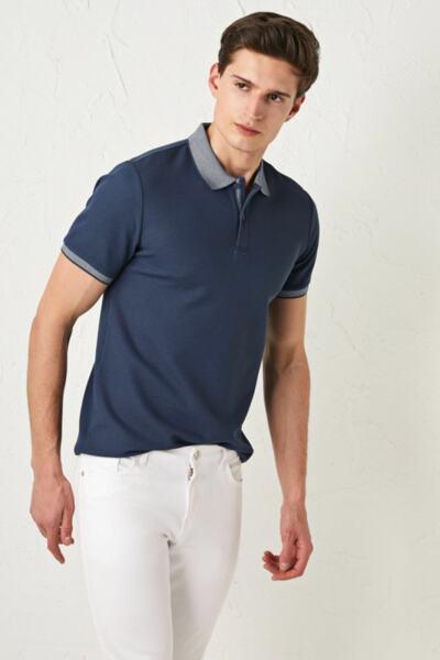 Поло тениска Indigo Vision