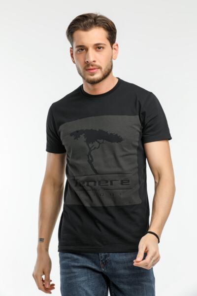 Тениска с висококачествен принт