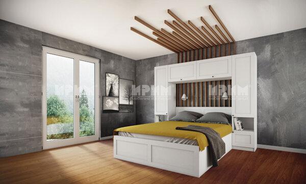 Спален комплект Форест 160x200