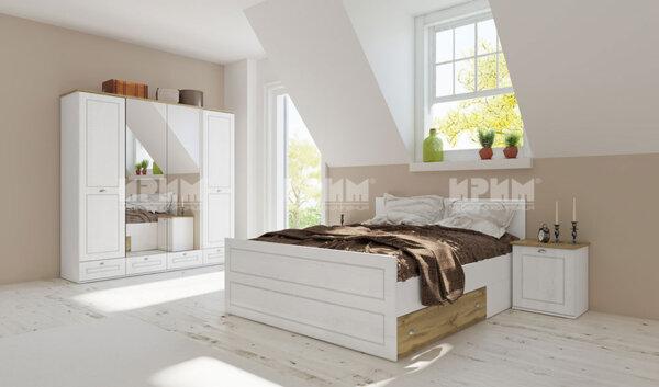 Спален комплект Лендскейп 160х200
