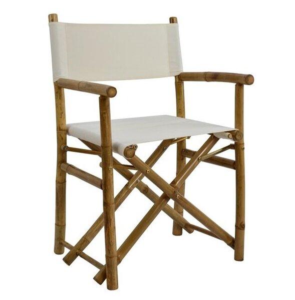 Градински стол от бамбук Атина
