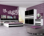 Спален комплект Виктория 160X200 в 2 цвята