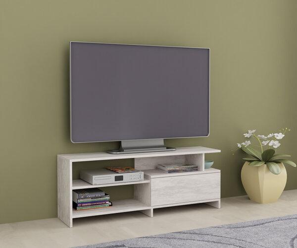 ТВ шкаф Алфа 70 в 4 цвята