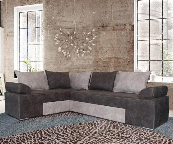 Ъглов диван Милано с функция сън