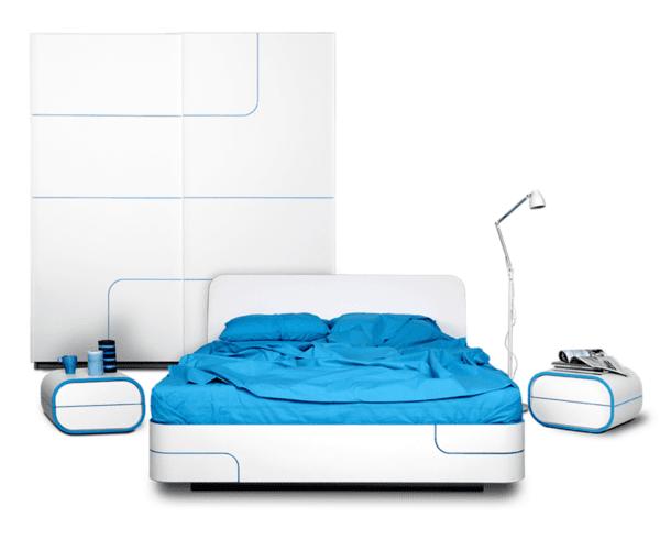 Спален комплект Нордик