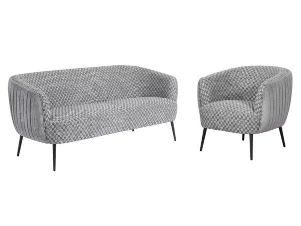 Комплект за дневна INGE триместен диван и кресло
