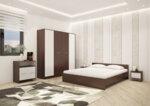 Спален комплект МИРЕЛА 160x190