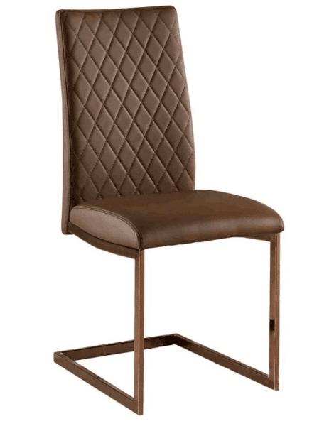 Трапезен стол К284 в 2 цвята