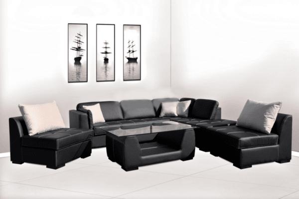Холова гарнитура АРИЗОНА с 2 фотьойла и холна маса