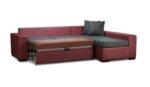 Ъглов холов диван Астра с функция сън