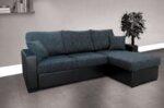 Холов ъглов диван ПАЛМИНА с функция сън