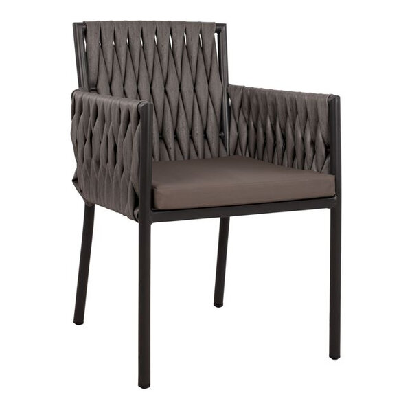 Ратанов градински стол Дария