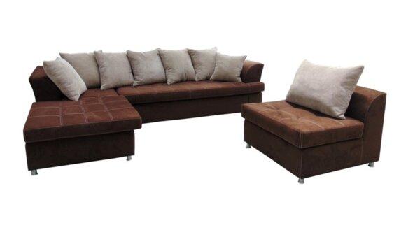 Комплект холов диван ЯВОР 5 с фотьойл