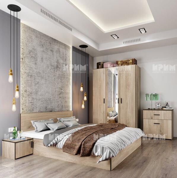 Спален комплект Сити 7056 160Х200